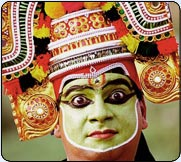 Kathakali- A Traditional Art form of Kerala